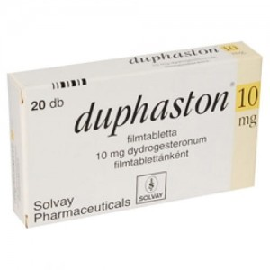 Duphaston 10 mg 20 tabl.
