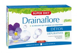 Super Diet Drainaflore  Detox 30x15ml
